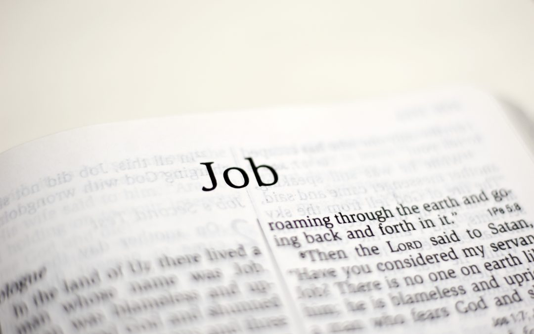 Three Cool Lessons from the Book of Job